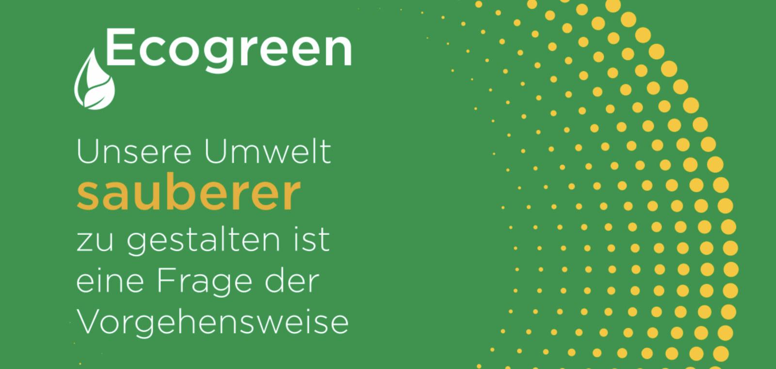 Ecogreen FL Reinigungstechnik - Reinigungsgeräte von adiatek - Desinfektion mit Ozon made in Italy - Jetzt auch in München