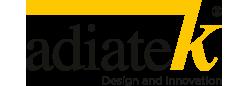 adiatek logo - Desinfektion mit Ozon made in Italy - Jetzt auch in München
